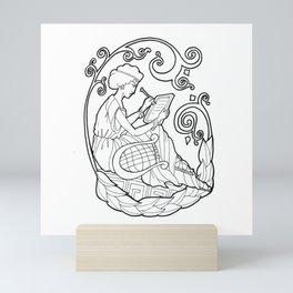Sappho Mini Art Print