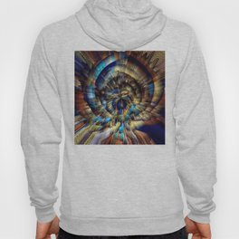 Into The Present Hoody