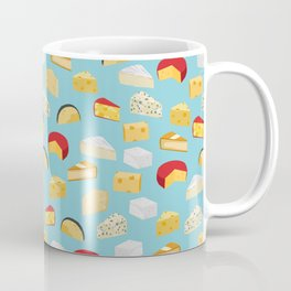 Cheese food gifts food fight apparel and gifts Coffee Mug