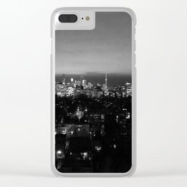 CN Sights Clear iPhone Case