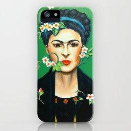 Alheli (Frida Kahlo) iPhone Case
