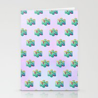 gamer Stationery Cards featuring Gamer by Krista Rae