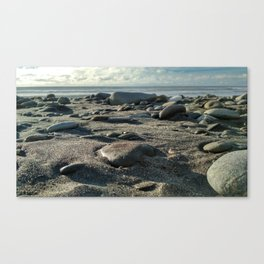 Crab's eye view Canvas Print