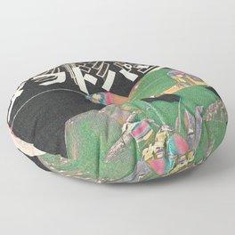 Daft Punk Japanese  Floor Pillow