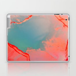 BETTER TOGETHER - LIVING CORAL by MS Laptop & iPad Skin