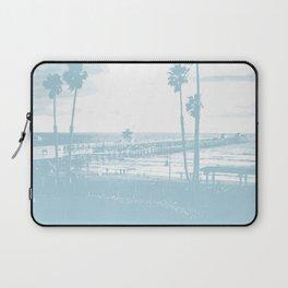 San Clemente Pier, Southern California Laptop Sleeve