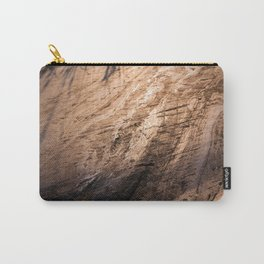 Ice age, copper Carry-All Pouch
