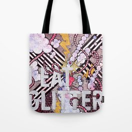 I Eat Glitter Tote Bag