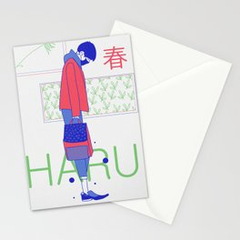 Haru Haru Stationery Cards