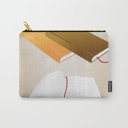 Book collection Carry-All Pouch