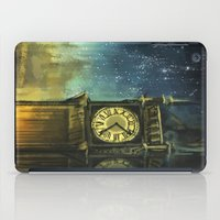 city iPad Cases featuring Something for the Nerves by Alice X. Zhang