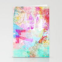 passion Stationery Cards featuring Passion by LebensART