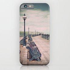 Swanage Pier Antique iPhone 6 Slim Case