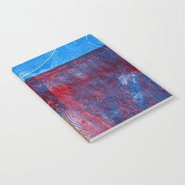 Crossed Notebook