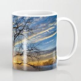 Sunburst Cottonwood Coffee Mug