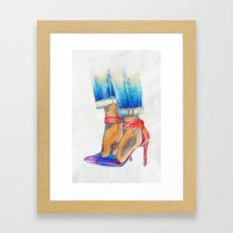 High-Ideals 1 Framed Art Print