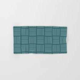 Spirit Water Stripe - Blue Hand & Bath Towel