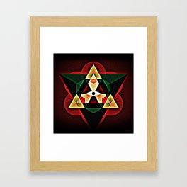 Stay Awake Framed Art Print
