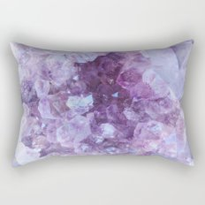 Crystal Gemstone Rectangular Pillow