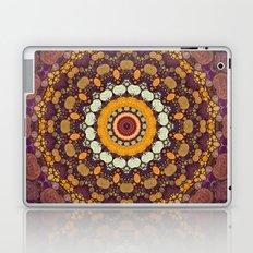 Enchanted Autumn -- Mandala Form Laptop & iPad Skin