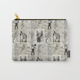Universal Monster Pattern Carry-All Pouch