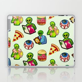 Bad Aliens  Laptop & iPad Skin
