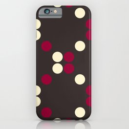 DOTS TTY N11 iPhone Case