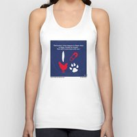 mercedes Tank Tops featuring No145 My Hangover PART 1 minimal movie poster by Chungkong