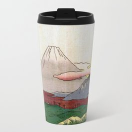 Noge and Yokohama by Hiroshige Travel Mug