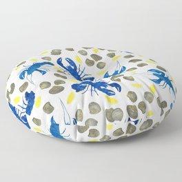 Maine Squeeze Floor Pillow