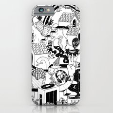 DOODLE WORLD iPhone 6s Slim Case