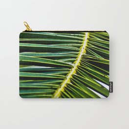 Magic Green Palm Carry-All Pouch