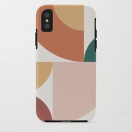 Abstract Geometric 13 iPhone Case