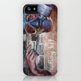 Nothing Left iPhone Case