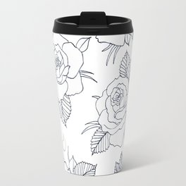 With Love, From Roses Travel Mug