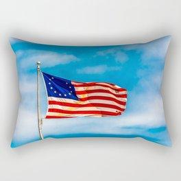 Original Flag Rectangular Pillow