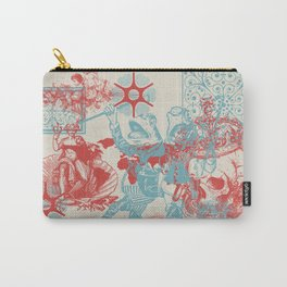 Time We Left This World Today Carry-All Pouch