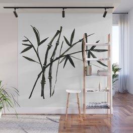 Bamboo Wall Mural
