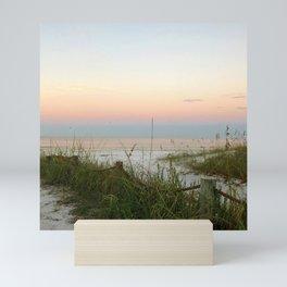 Beach #3 Mini Art Print