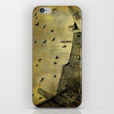 The Acid Sky iPhone & iPod Skin