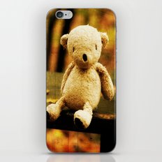 Taking the weight off my Paws iPhone & iPod Skin