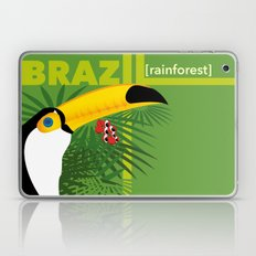 Brazil [rainforest] Laptop & iPad Skin