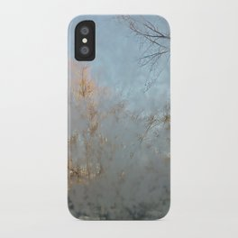 Frost Touch iPhone Case
