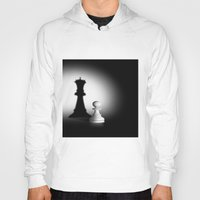 chess Hoodies featuring Pion Chess by ArtSchool
