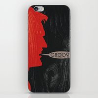 evil dead iPhone & iPod Skins featuring Evil Dead 2 by Lucas Bergertime