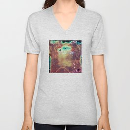 """""""It's a bug in my head."""" Analog. Film photography Unisex V-Neck"""