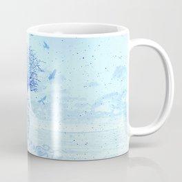 Stargazing in Winter by #Bizzartino Coffee Mug