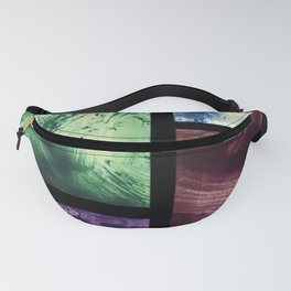 Wall Of Memories Fanny Pack