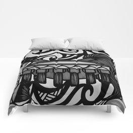 Tanoa B/W Comforters