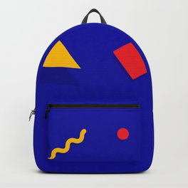 Geometric Shapes 01 Backpack